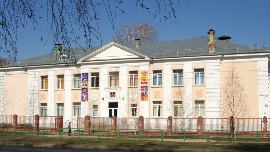 МБОУ школа №107