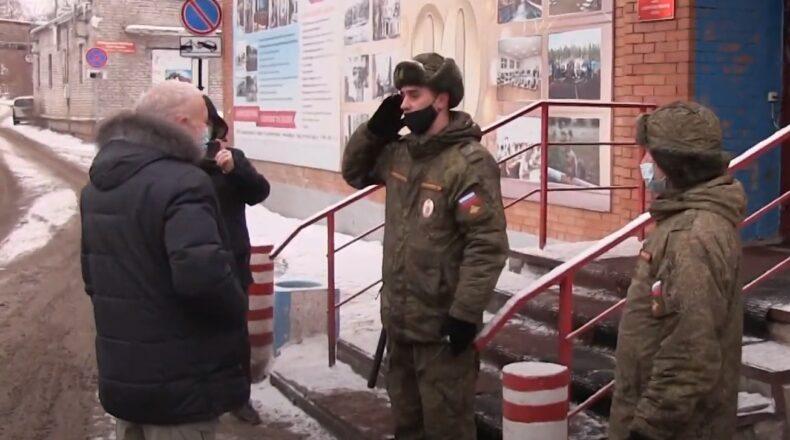 Патруль санаторий Волга Крупнов vs Лапин