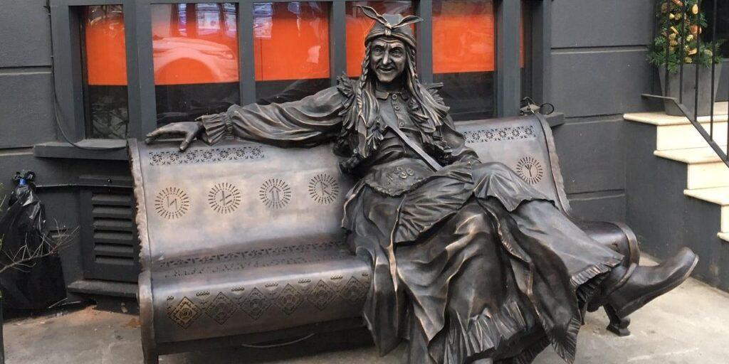 скульптура, Лондон