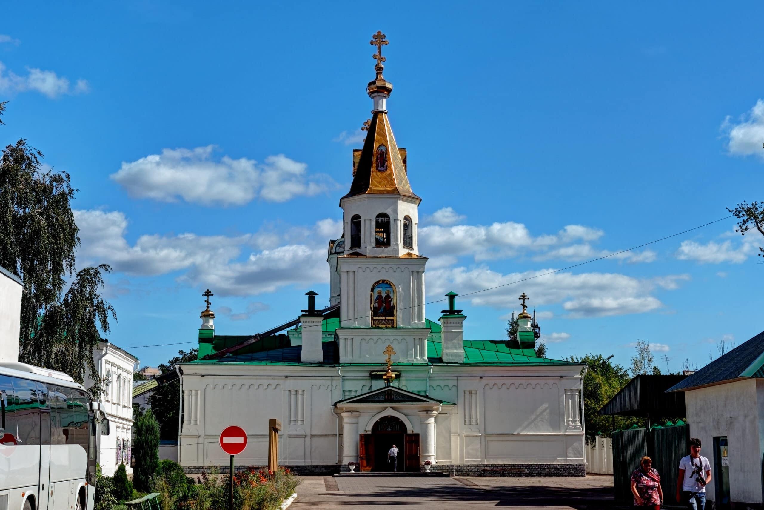 Церковь Петра и Павла в Самаре